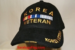 BALLCAP: KOREA WAR VETERAN